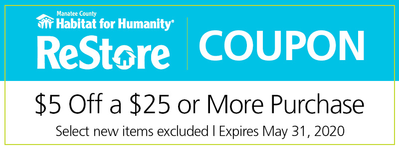 restore coupon