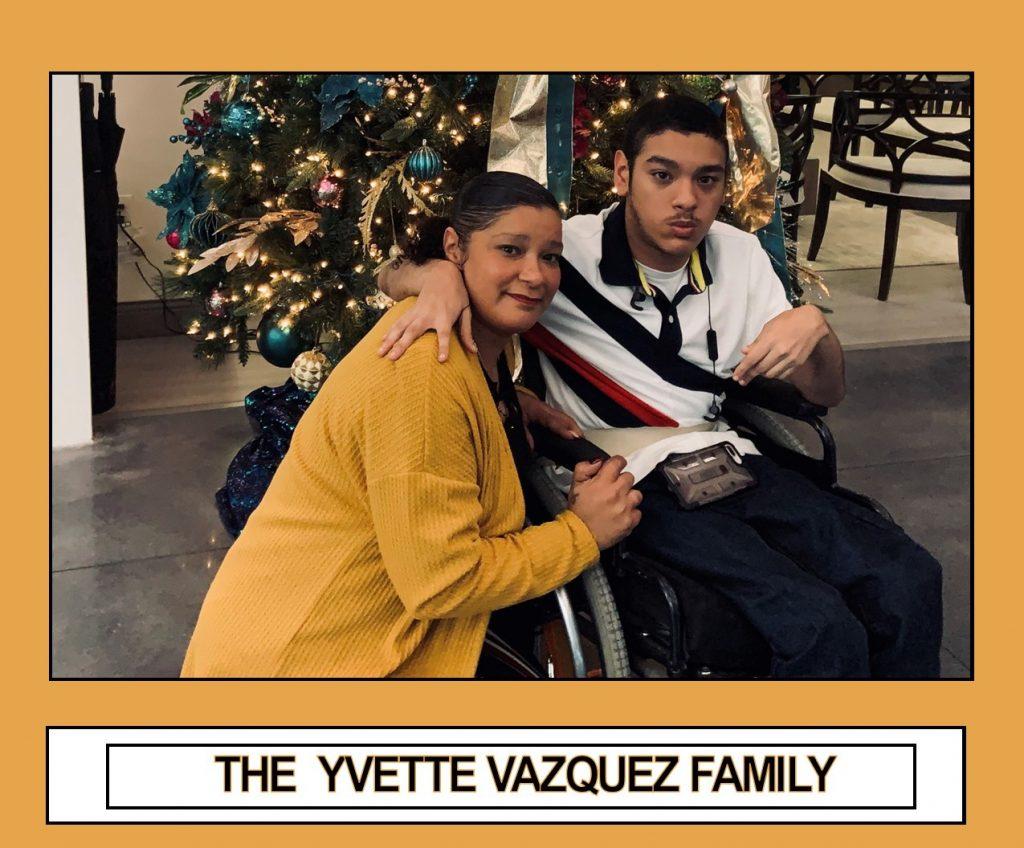 The Yvette Vazquez Family